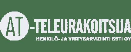 AT-Teleurakoitsija logo