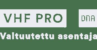 VHF Pro logo
